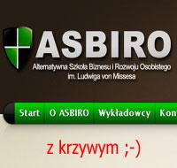 ASBIRO – powrót krzywego do roli wykładowcy
