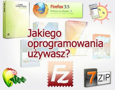 Oprogramowanie używane w e-biznesie