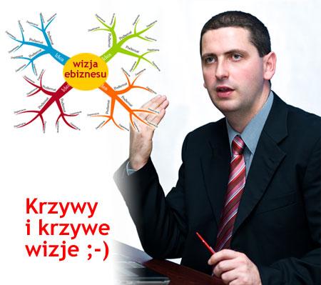 Paweł Krzyworączka wizjonerem