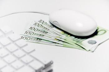 Pieniądze pod myszką