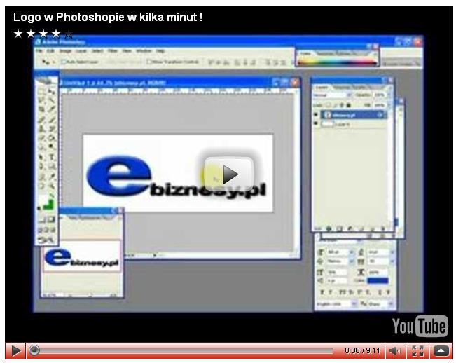 Logo wPhotoshopie – jak zrobić?