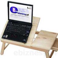 Podstawka pod laptopa i super fotel