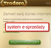 Tradoro – sklepy internetowe intuicyjne w obsłudze