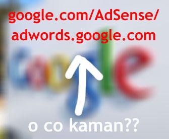 Brak konsekwencji Google w domenach