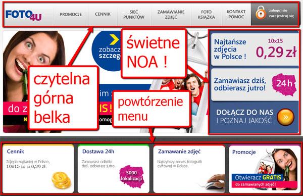 Zamawianie zdjęć online, czyli foto4u.pl