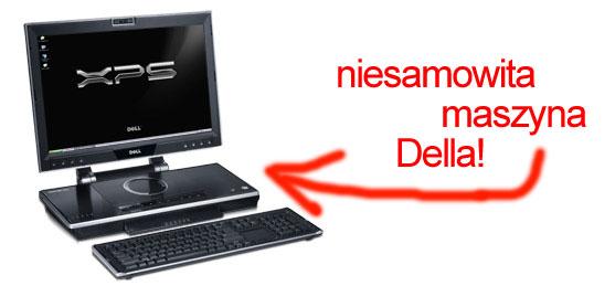 Hybryda komputera stacjonarnego i laptopa
