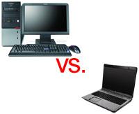 Komputer stacjonarny czylaptop? Co wybrać?