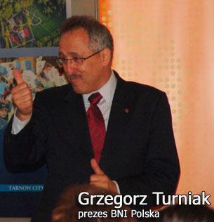Grzegorz Turniak wTarnowie