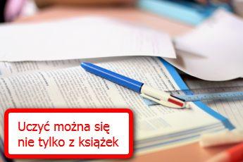 Książki z długopisem