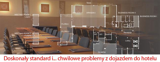 Hotel Crown Piast w Krakowie