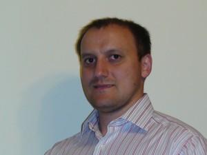 Mariusz Gąsiewski na warsztatach Ceneo
