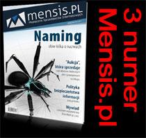 Naming, Allegro, Złote Myśli, optymalne adresy URL – czyli nowy numer Mensis.pl