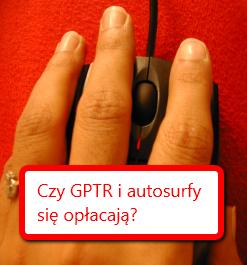Płatne wyświetlanie reklam, czyli GPTR iautosurfy