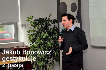 Jakub Bonowicz wykłada prawo