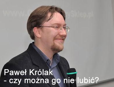 Paweł Królak wykłada e-biznes