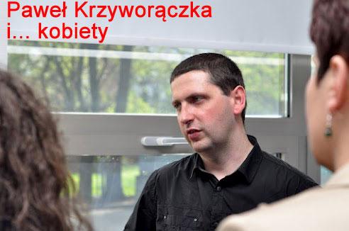 Paweł Krzyworączka naZjeździe Forum 2012