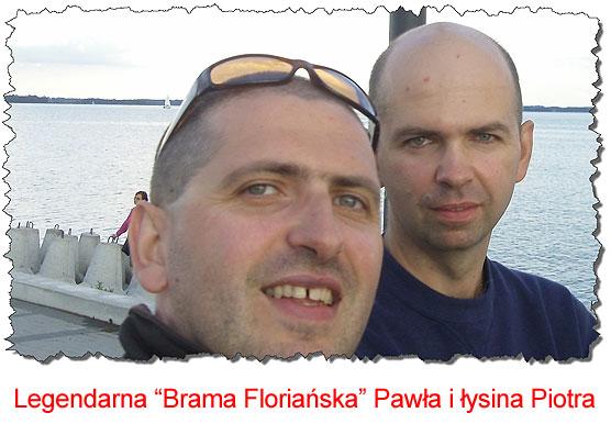 Piotr i Paweł Krzyworączka