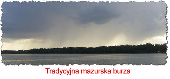 Burza na Mazurach