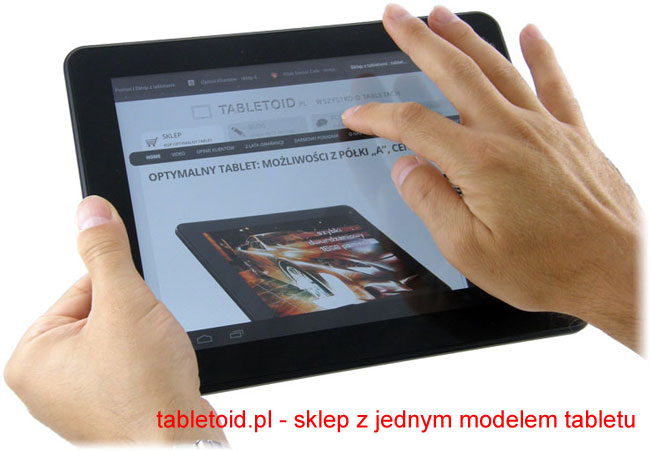 Tablet Kiano Pro 10 Dual wsklepie tabletoid.pl