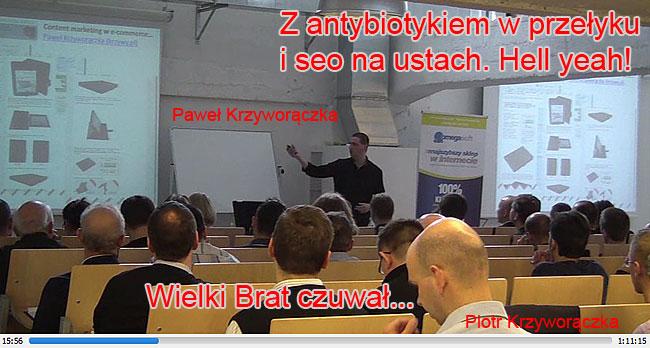 Paweł i Piotr Krzyworaczka 2013