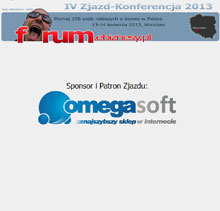 Relacja ze Zjazdu Forum.ebiznesy.pl 2013 we Wrocławiu