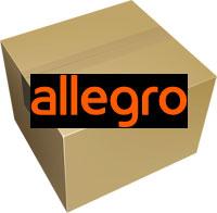 Opcje wysyłki na Allegro