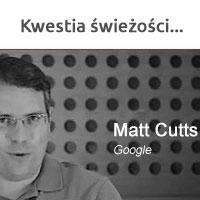 """Czy""""świeżość"""" strony ma znaczenie dla Google?"""