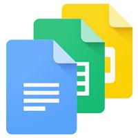 Dokumenty Google - logo Google Docs